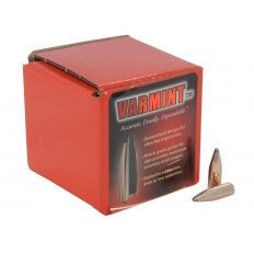 Hornady Bullets .22 Caliber (.224 Diameter) 60 Gr. Spire Point 2270