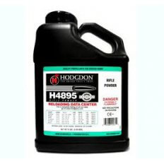 Hodgdon H4895 Smokeless Powder- 8 Lbs. (HAZMAT Fee Required)