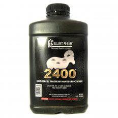 Alliant 2400 Smokeless Powder- 8 Lbs. (HAZMAT Fee Required)