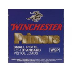 Winchester Small Pistol Primers #1-1/2- Box of 1000 (HAZMAT Fee Required)