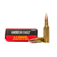 Federal American Eagle 6.5 Grendel 120 Gr. Open Tip Match- AE65GDL1