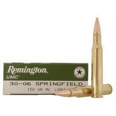 Remington UMC .30-06 Springfield 150 Gr. Full Metal Jacket- Box of 20