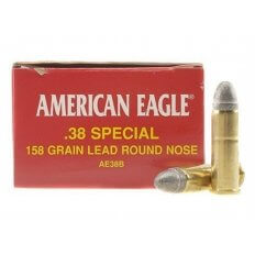 Federal American Eagle .38 Special 158 Gr. LRN- Box of 50