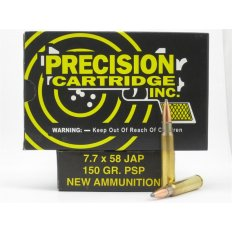 PCI 7.7x58mm Japanese 150 Gr. PSP- Box of 20