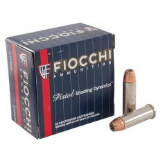 Fiocchi Extrema .357 Magnum 158 Gr. Hornady XTP Jacketed Hollow Point- Box of 25