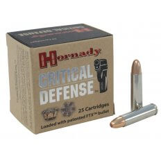Hornady Critical Defense .30 Carbine 110 Gr. FTX- Box of 25