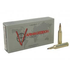 Nosler Varmageddon .17 Remington 20 Gr. Tipped Flat Base- Box of 20