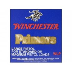 Winchester Large Pistol Primers #7- Box of 1000 (HAZMAT Fee Required)