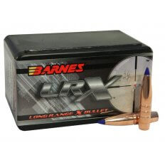 Barnes Bullets .30 Caliber (.308 Diameter) 200 Gr. Long-Range Hunting LRX Boat Tail- Box of 50