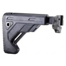 SIG SAUER MCX / MPX Telescoping/Folding Stock with 1913 Interface STOCK-X-FOLD-TELE-BLK