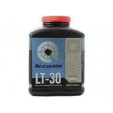 Accurate LT-30 Smokeless Powder- 1 Lb. (HAZMAT Fee Required)