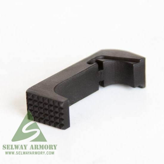 ZEV Technologies Glock 9mm, .40 S&W, .357 Sig 4th Gen. Extended Magazine Release MR-SM-4G