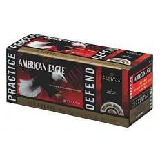 Federal American Eagle .40 S&W 180 Gr. Combo Pack FMJ/ JHP- Box of 100 FMJ/ 20 JHP