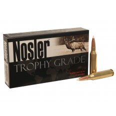 Nosler Trophy Grade .260 Remington 130 Gr. AccuBond 60024