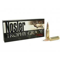 Nosler Trophy Grade .300 Remington Short Action Ultra Magnum 180 Gr. Partition Spitzer- Box of 20