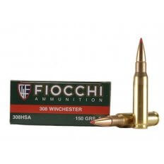 Fiocchi Extrema .308 Winchester 150 Gr. Hornady SST- Box of 20