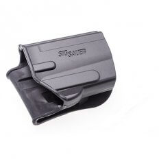 SIG SAUER P290 Concealment Clip Attachment Holster- Right Hand- Polymer Black