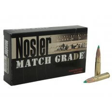 Nosler Match Grade .300 AAC Blackout 125 Gr. Ballistic Tip- Box of 20