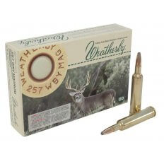 Weatherby .257 Weatherby Magnum 100 Gr. Norma Spitzer- Box of 20