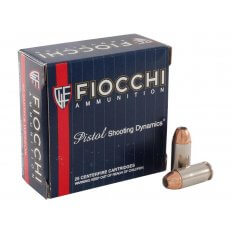 Fiocchi Extrema .40 S&W 155 Gr. Hornady XTP Jacketed Hollow Point- Box of 25