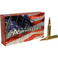 Hornady American Whitetail 7mm Remington Magnum 154 Gr. Interlock Spire Point 80590