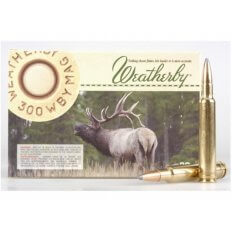 Weatherby .300 Weatherby Magnum 180 Gr. Hornady Spire Point- Box of 20