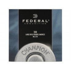 Federal Large Rifle Primers #210- Box of 1000 (HAZMAT Fee Required)