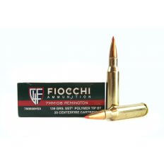 Fiocchi Extrema 7mm-08 Remington 139 Gr. Hornady SST 7MM08HSA