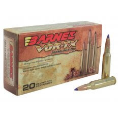 Barnes VOR-TX 7mm-08 Remington 120 Gr. Tipped TSX Bullet Boat Tail- Lead-Free- Box of 20