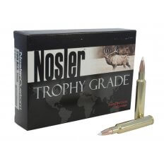 Nosler Trophy Grade .280 Ackley Improved 40-Degree Shoulder 140 Gr. AccuBond- Box of 20