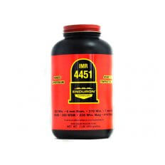 IMR 4451 Smokeless Powder- 1 Lb. (HAZMAT Fee Required)
