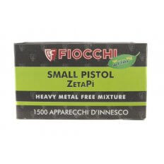 Fiocchi Zero Pollution Small Pistol Primers- Lead-Free- Box of 1500 (HAZMAT Fee Required)