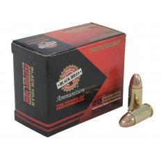 Black Hills 9mm Luger 115 Gr. FMJ- Box of 20