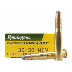 Remington Express .30-30 Winchester 170 Gr. Core-Lokt Soft Point- Box of 20