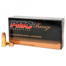 PMC Bronze .32 Auto 71 Gr. FMJ- Box of 50
