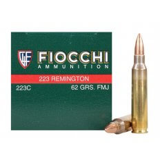Fiocchi .223 Remington 62 Gr. Full Metal Jacket- Box of 50