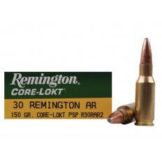 Remington Express .30 Remington AR 150 Gr. Core-Lokt Pointed Soft Point- Box of 20