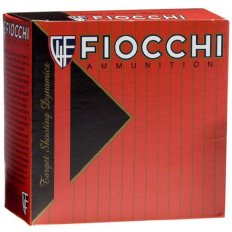 "Fiocchi Target Line 12 Gauge 2-3/4"" 7/8 oz #8 Lead Shot- Box of 25"