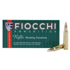 Fiocchi .223 Remington 55 Gr. Full Metal Jacket- Box of 50