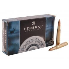 Federal Power-Shok .30-06 Springfield 180 Gr. Soft Point- Box of 20