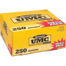 Remington UMC .380 ACP 95 Gr. Full Metal Jacket- Mega Pack of 250