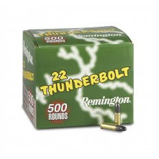 Remington Thunderbolt .22 Long Rifle 40 Gr. Lead Round Nose TB22B