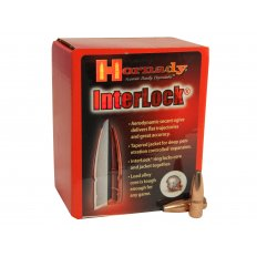 Hornady Bullets .338 Caliber (.338 Diameter) 225 Gr. InterLock Spire Point 3320