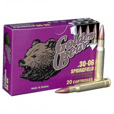 Golden Bear .30-06 145 Gr. FMJ (Bi-Metal)- Box of 20