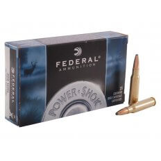 Federal .308 Winchester 180 Gr. Power-Shok SP- Box of 20