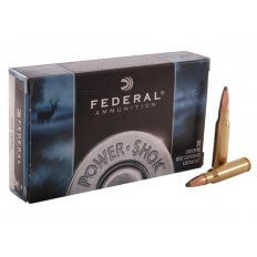 Federal Power-Shok .308 Winchester 150 Gr. Soft Point- Box of 20
