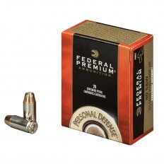 Federal Premium .38 Special + P 129 Gr. Hydra-Shok JHP - Box of 20