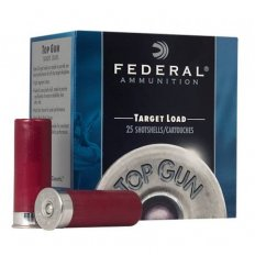 "Federal Top Gun 20 Gauge #8 2-3/4"" 7/8 oz - Box of 25"