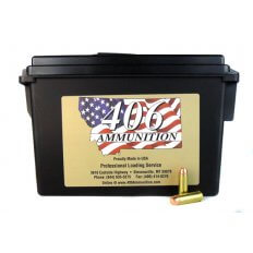 406Ammunition .44 Mag 240 Gr. Plated Flat Point- 44M-240-PFP-250AC