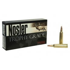 Nosler Trophy Grade .22-250 Remington 64 Gr. Bonded Solid Base- 60017